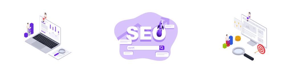 SEO Services Illustration