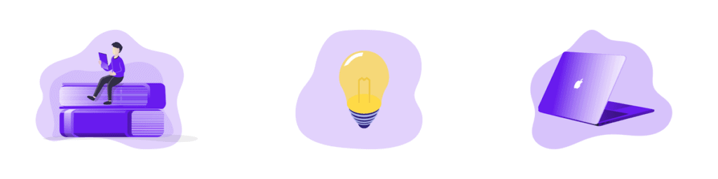 New Content Creation Illustration